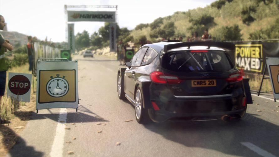 DiRT Rally 2.0 Ford Fiesta R5 MKII Car setup Spain 1