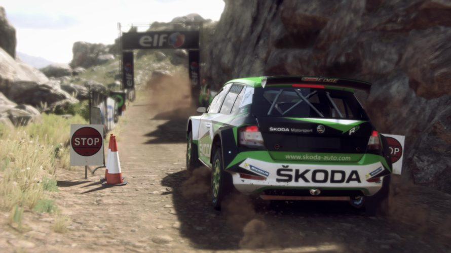 DiRT Rally 2.0 Škoda Fabia R5 Car setup Argentina 2