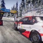 WRC 9 Toyota Yaris WRC Car Setup Sweden 1