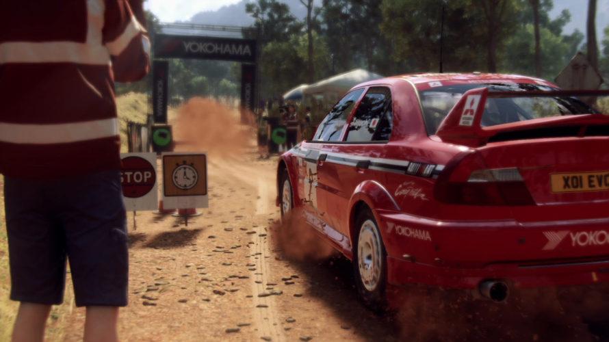 DiRT Rally 2.0 Lancer Evo VI Car setup Australia 1