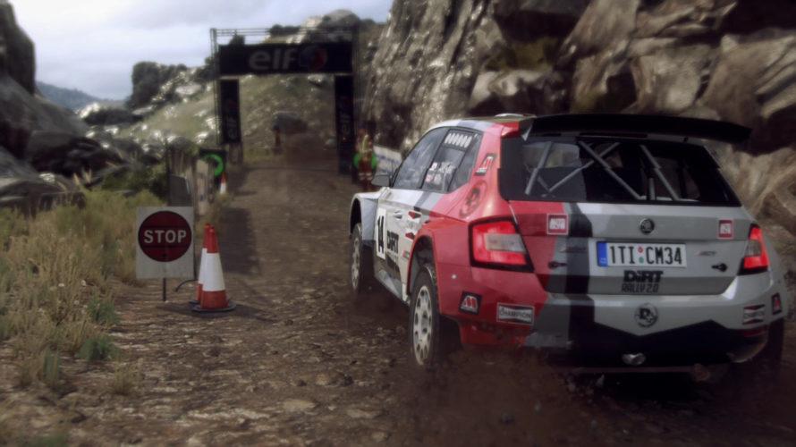 DiRT Rally 2.0 Škoda Fabia R5 Car setup Argentina 1