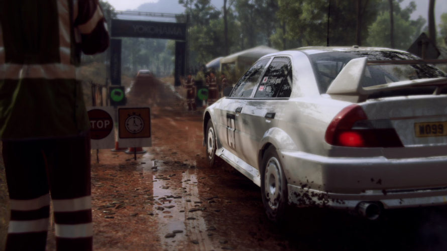 DiRT Rally 2.0 Lancer Evo VI Car setup Australia 2