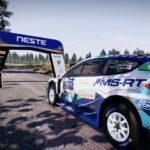 WRC 9 Ford Fiesta WRC Car Setup Finland 1