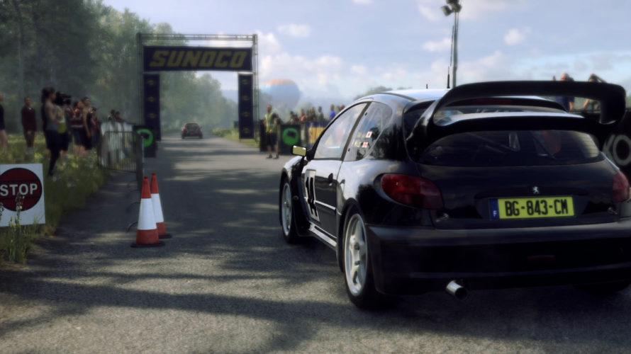 DiRT Rally 2.0 Peugeot 206 WRC Car setup Germany 2