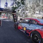 WRC 9 Hyundai i20 WRC Car Setup Monte Carlo 1