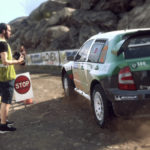 DiRT Rally 2.0 ŠKODA Fabia WRC Car setup Argentina 1