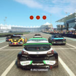 DiRT Rally 2.0 Ford Fiesta Evo5 Car setup Yas Marina Circuit 1