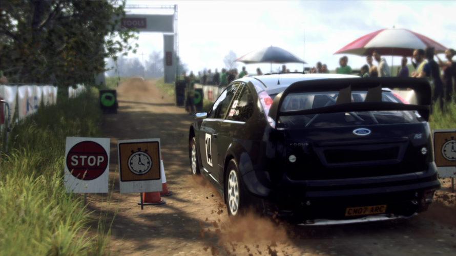 DiRT Rally 2.0 Ford Focus RS Car setup Poland 1