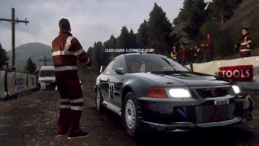 DiRT Rally 2.0 Mitsubishi Lancer Evo VI Car setup Greece 1