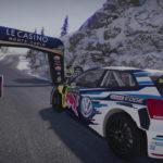 WRC 9 Volkswagen Polo R Car Setup Monte Carlo 1