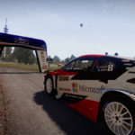 WRC 9 GR Yaris Rally Car Setup Deutschland 1