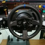 DiRT 5 Wheel settings Thrustmaster T300RS FFB