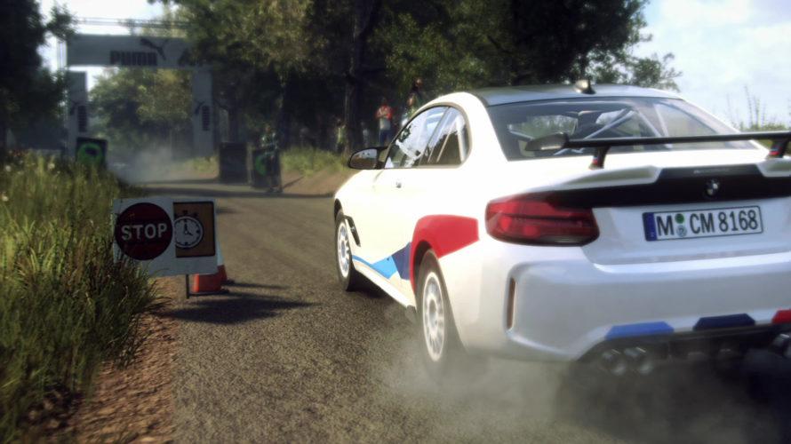 DiRT Rally 2.0 BMW M2 Competition Car setup Poland 2