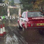 DiRT Rally 2.0 Ford Escort MK2 Car setup Finland 1