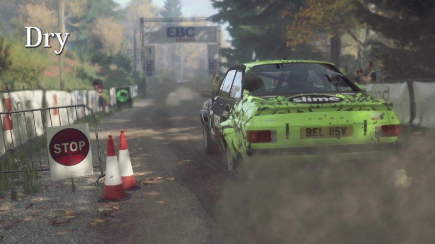 DiRT Rally 2.0 Ford Escort MK2 Car setup Finland 2