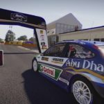 WRC 9 Ford Focus RS WRC Car Setup Panzerplatte 1
