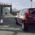 DiRT Rally 2.0 Volkswagen Golf GTI Car setup Germany 1