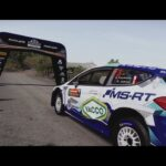 WRC 9 Ford Fiesta R5 WRC2 Car Setup New Zealand 1