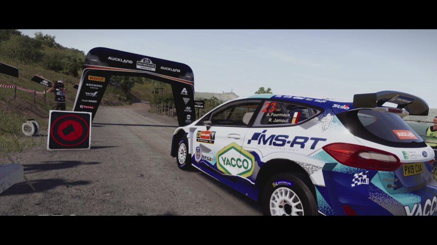 WRC 9 Ford Fiesta R5 WRC2 Car Setup New Zealand 1