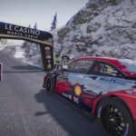 WRC 9 Hyundai i20 WRC Car Setup Monte Carlo 2