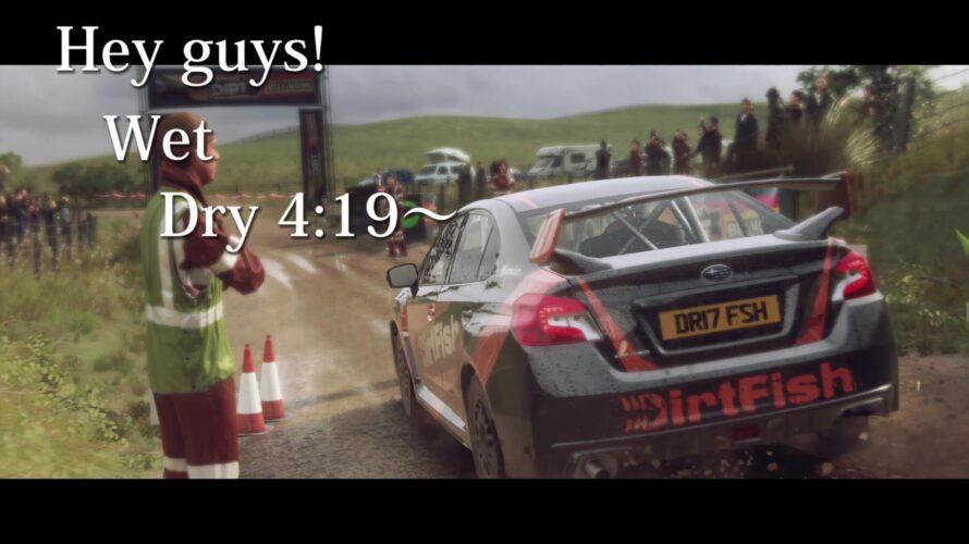 DiRT Rally 2.0 Subaru WRX STI Car setup New Zealand 1