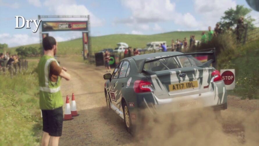 DiRT Rally 2.0 Subaru WRX STI Car setup New Zealand 2