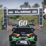 WRC 10 i20 Hyundai WRC Car Setup New Zealand 2