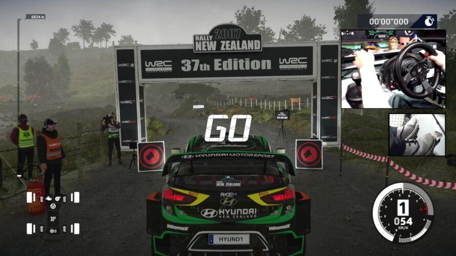WRC 10 i20 Hyundai WRC Car Setup New Zealand 1