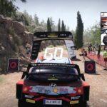 WRC 10 i20 Hyundai WRC Car Setup Spain 2