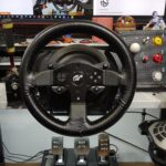 WRC 10 Wheel settings Thrustmaster T300RS FFB