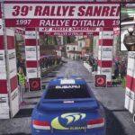 SUBARU Impreza WRC Car Setup Sanremo 2