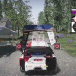 WRC 10 Toyota Yaris WRC Car Setup Finland 2